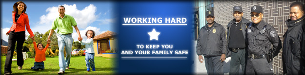 Working hard to keep you safe
